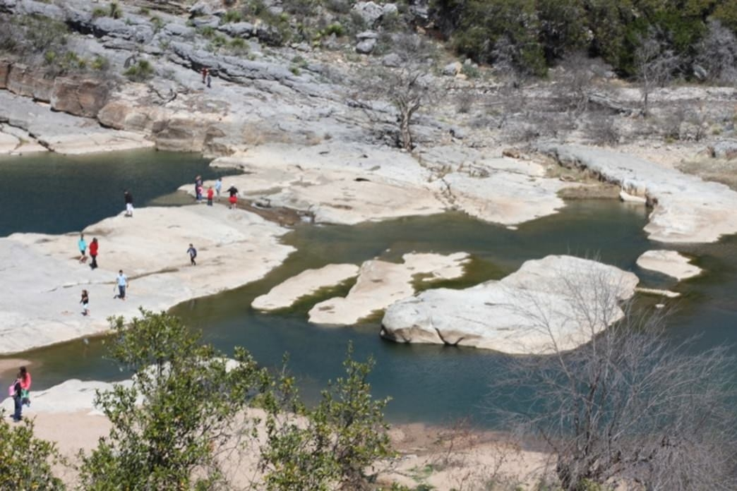 pedernales falls state park backpacking and camping Pedernales Falls State Park Cabins