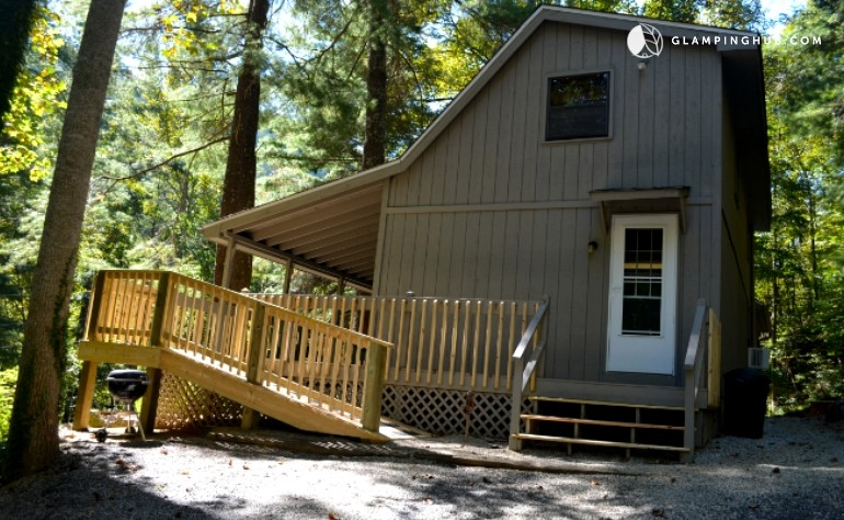 pet friendly cabin in the woodlands near charlottesville virginia Pet Friendly Cabins In Virginia