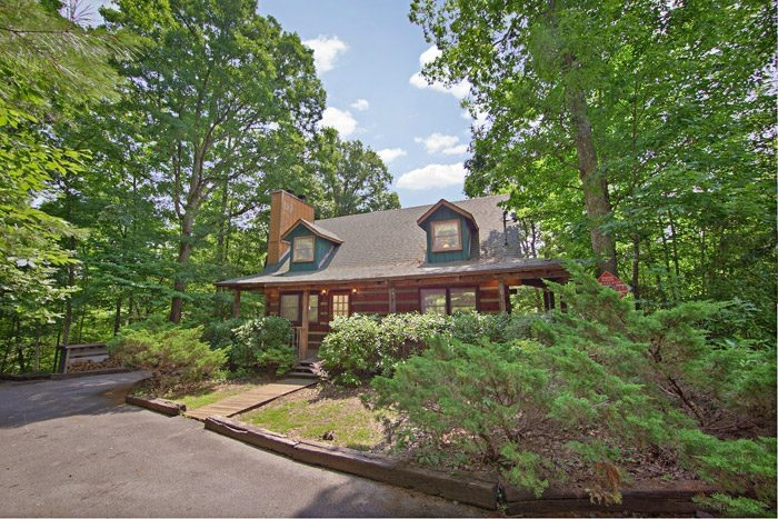 pet friendly cabin pigeon forge amazing majestic oaks Pet Friendly Cabins Tennessee