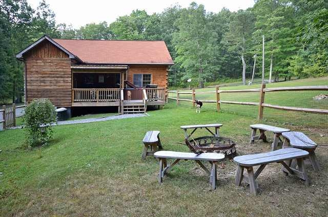 pet friendly cabin rentals in west virginia hemlock haven wv Pet Friendly Cabins In Virginia