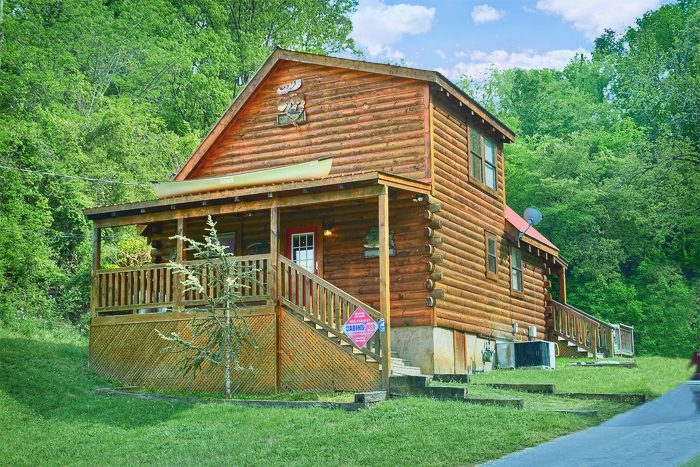 pet friendly cabin smoky mountains moose lake lodge Pet Friendly Cabins Tennessee