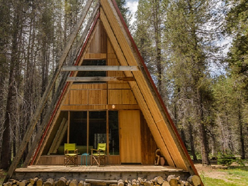 pet friendly cabins in the us glampinghub Pet Friendly Camping Cabins