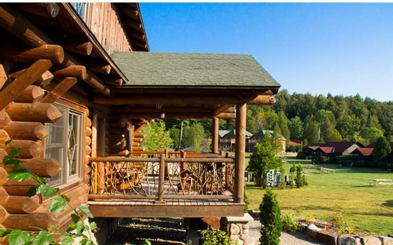 pet friendly lodging in the adirondacks hotels campgrounds more Pet Friendly Camping Cabins