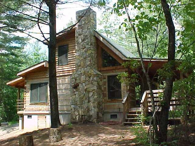 pine crest vacation rental cabin at fall creek cabins near boone Cabins Near Blowing Rock Nc