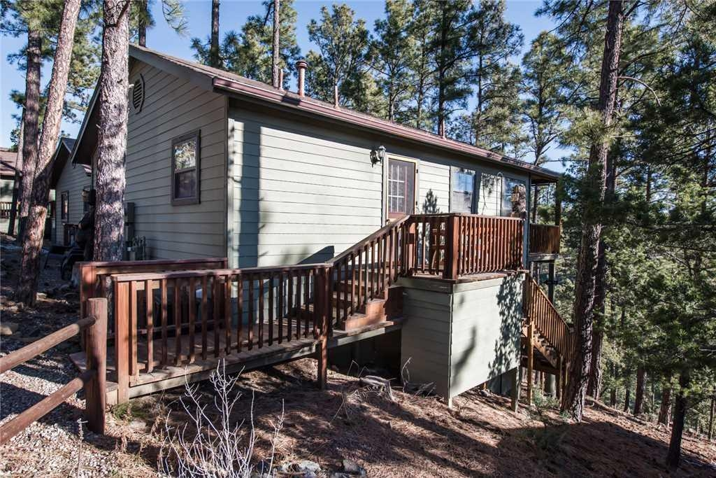 pinecone cabin one bedroom holiday home ruidoso nm booking Ruidoso Nm Cabins With Hot Tubs