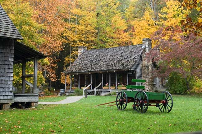 pisgah national forest historic cabin photo rich stevenson photos Pisgah National Forest Cabins