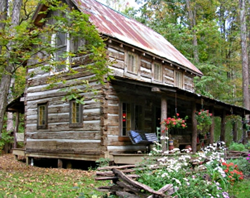 places to stay Cabins Brown County Indiana