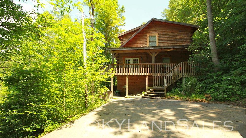 red river gorge cabin rental vacation home income property Cabins In Kentucky Mountains
