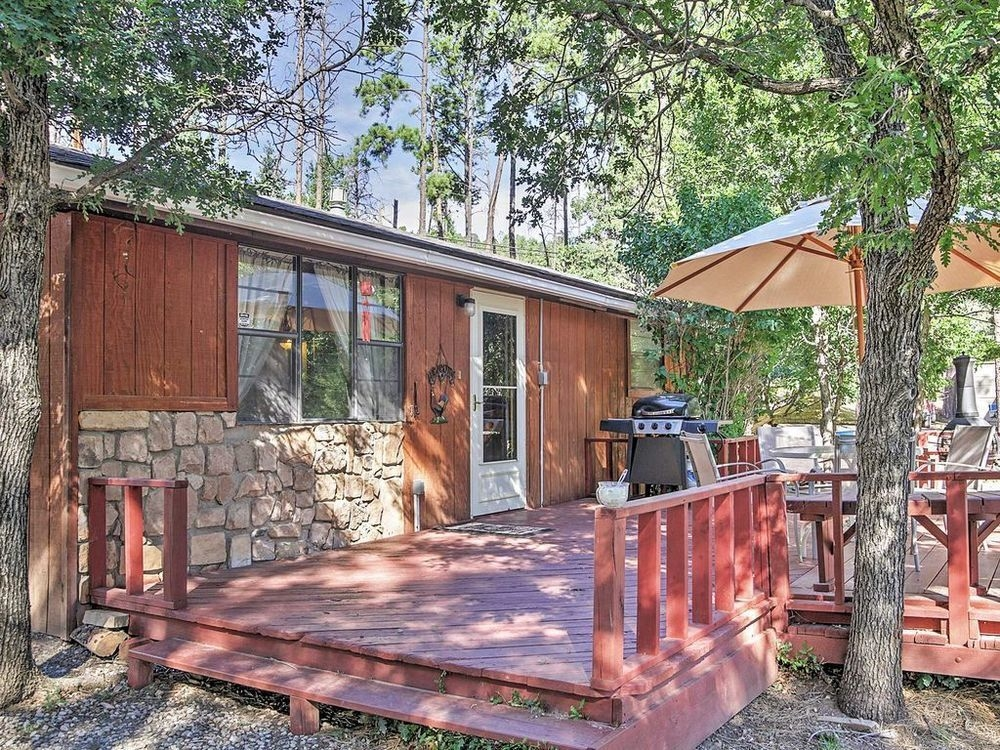 relaxing pet friendly ruidoso cabin w hot tub 2018 room prices Ruidoso Cabins With Hot Tubs