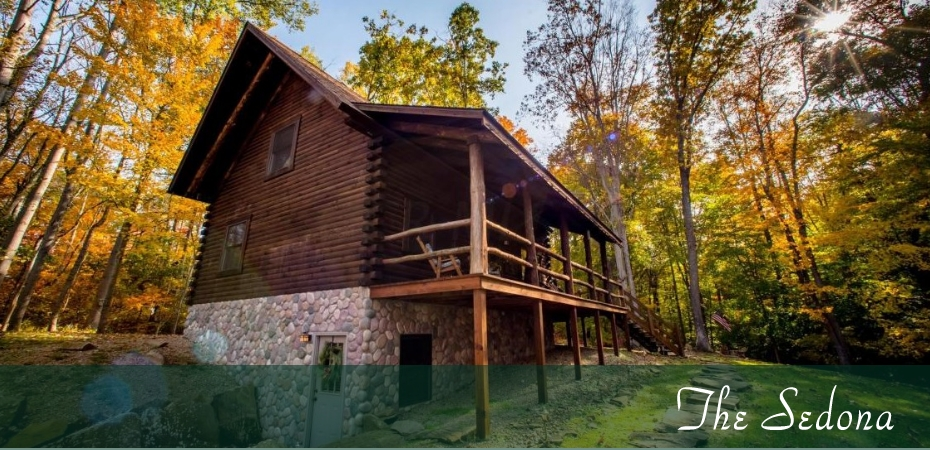 reviews of the sedona cabin hocking hills old mans cave ohio Hocking Hills Cabins Review