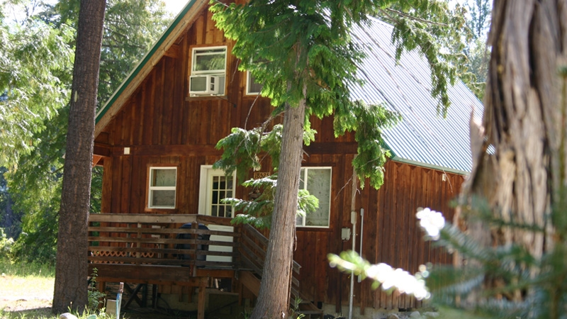 river cabin destination leavenworth Cabins Near Leavenworth Wa