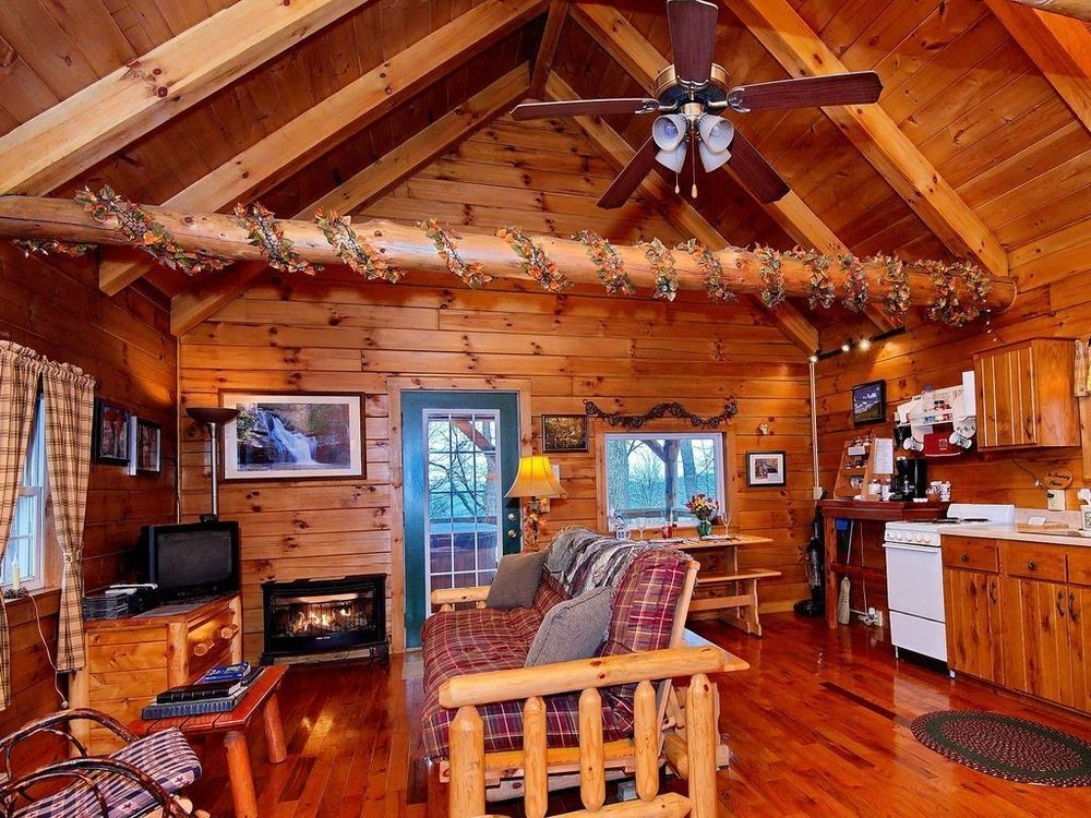 romantic hocking hills log cabin in the woods whot tub 2018 room Hocking Hills Cabins With Hot Tub