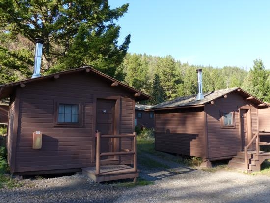 roosevelt lodge cabins pioneer cabins w stove picture of Cabins In Yellowstone National Park