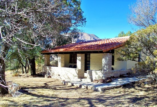 roosevelt stone cottage 100 picture of chisos mountains lodge big Big Bend National Park Cabins