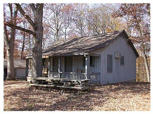 rustic sleeping cabins photo brown county state park indiana Cabins In Indiana State Parks