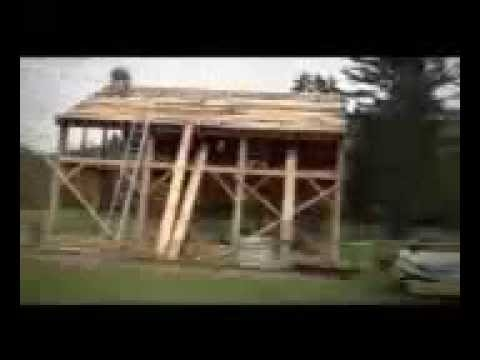 sargent movie 20x30 cabin timelapse 1200 square foot post and beam 20x30 Prefab Cabin On Youtube