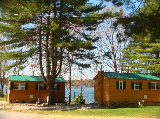 silver lake park campground cabins go camping america Campgrounds With Cabins In Nh