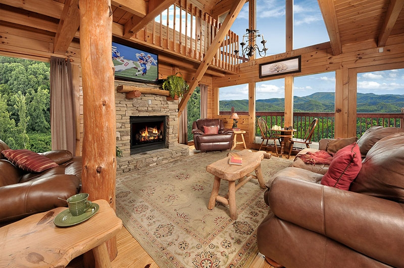 skys the limit 3 bedroom cabin in pigeon forge with awesome views Awesome View Cabin Gatlinburg