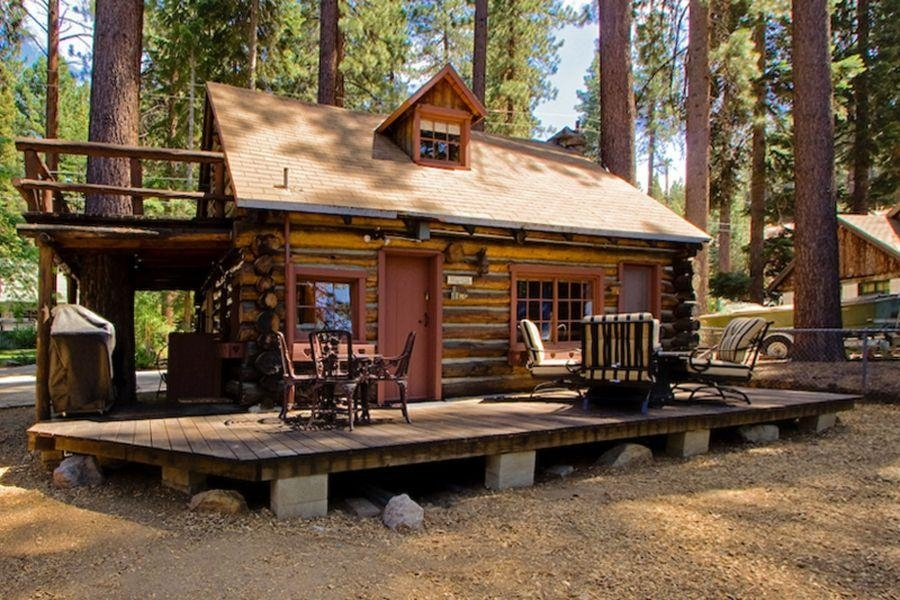 small cabin plans with loft and porch design cape atlantic decor Small Cabins Plans With Lofts