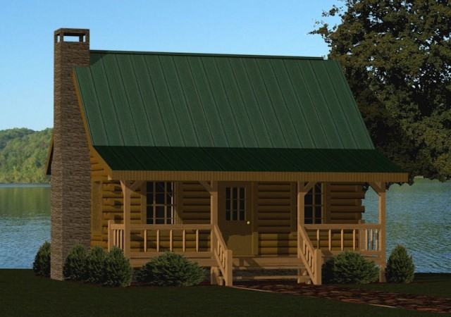 small log cabin kits floor plans cabin series from battle creek tn Cabin Designs And Floor Plans