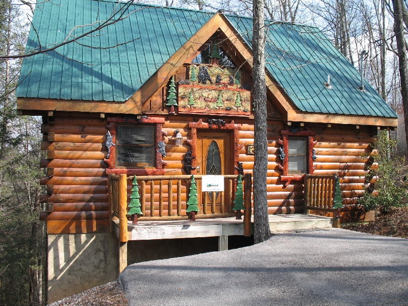 smoky mountains pet friendly cabins for rent cabin rentals Gatlinburg Tn Cabins Pet Friendly
