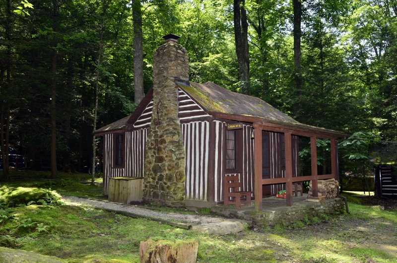 spring cabin special rates at west virginia state parks in april and West Virginia State Parks Cabins