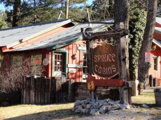spruce cabins updated 2018 campground reviews cloudcroft nm Cloudcroft New Mexico Cabins