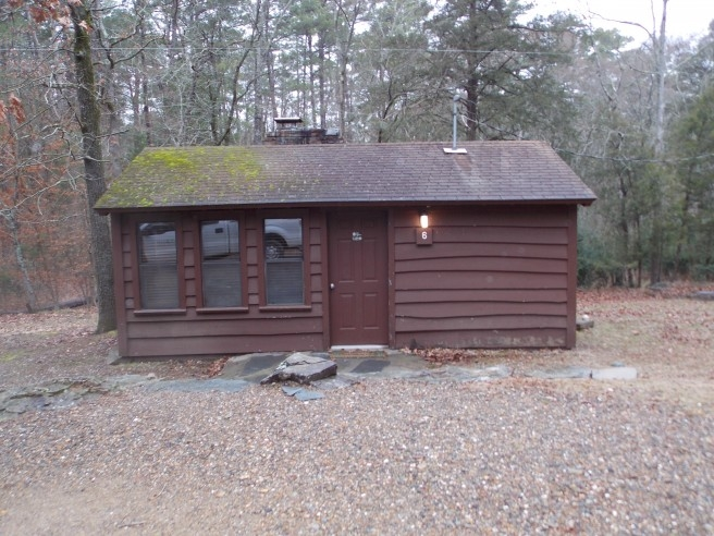 state park studio cabin for 2 broken bow lake cabins Beaver Bend State Park Cabins