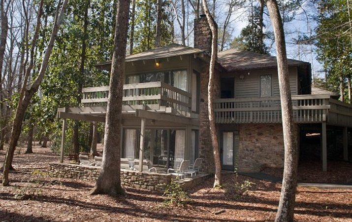 stay at the mountain creek villas in callaway gardens pine mountain Cabins At Callaway Gardens