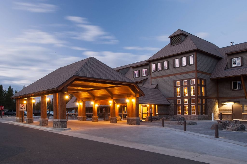 stay yellowstone national park lodges Cabins In Yellowstone National Park