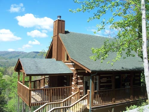 sweet surrender gatlinburg log cabin in gatlinburg tn Cabins In Tennessee Gatlinburg