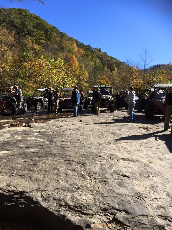 take a guided tour of southern west virginia on an atv mercer Hatfield Mccoy Trails Cabins