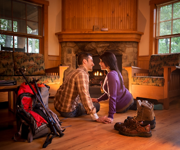 take time to canoodle at a virginia state park cabin state parks blogs Virginia State Park Cabins
