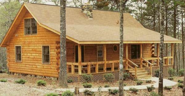 the carolina log home for only 36000 extreme discount price Cabin Kits For Sale And Pictures Of Them