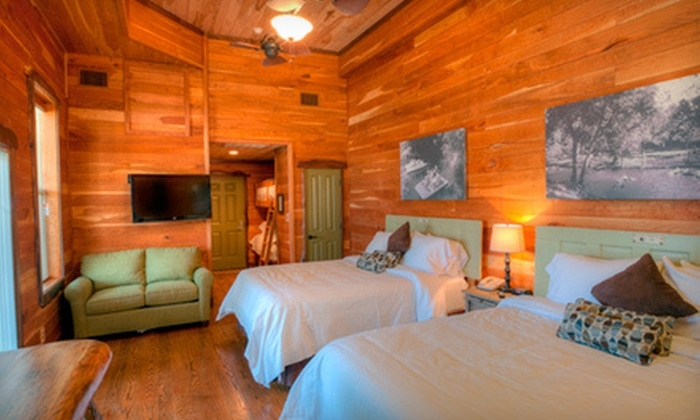 the resort at schlitterbahn in new braunfels texas groupon Schlitterbahn New Braunfels Cabins