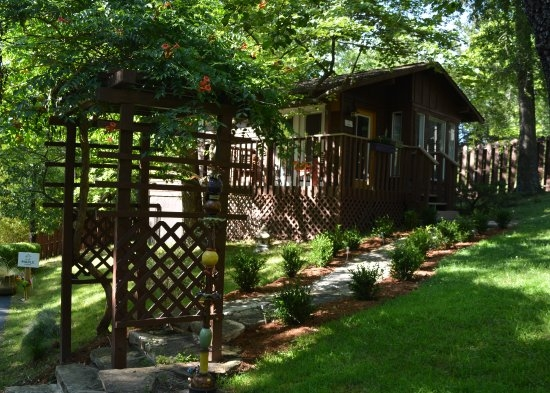 the woods cabins updated 2018 prices inn reviews eureka springs Eureka Springs Arkansas Cabins