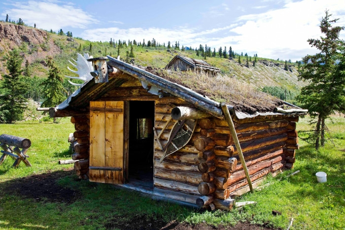these awesome cabins in alaska will make your stay in nature Building A Cabin In The Alaskan Wilderness