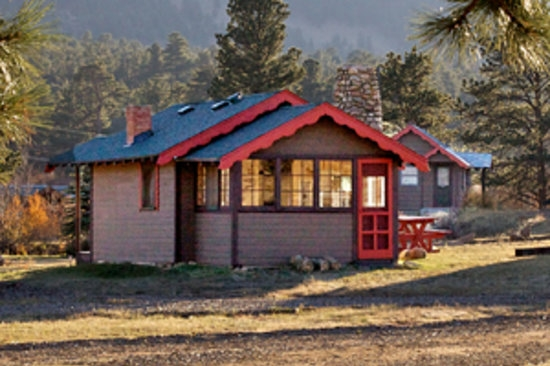 tiny town cabins updated 2018 prices campground reviews estes Estes Park Cabins And Cottages