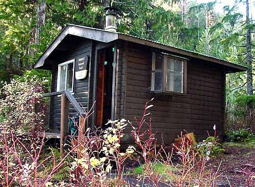 tongass national forest checats lake cabin Tongass National Forest Cabins
