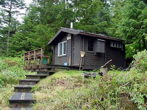 tongass national forest heckman lake cabin Tongass National Forest Cabins