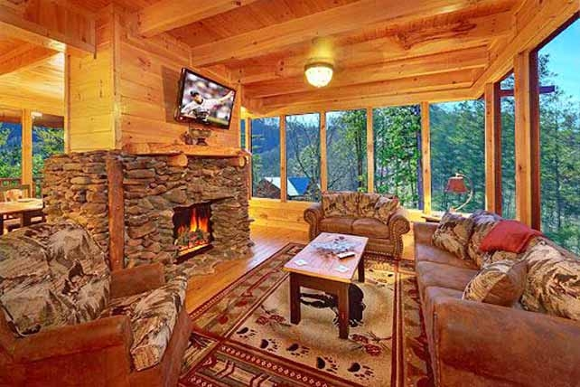 top 10 cabin rentals top cabin rentals cabins Best Cabins In Smoky Mountains