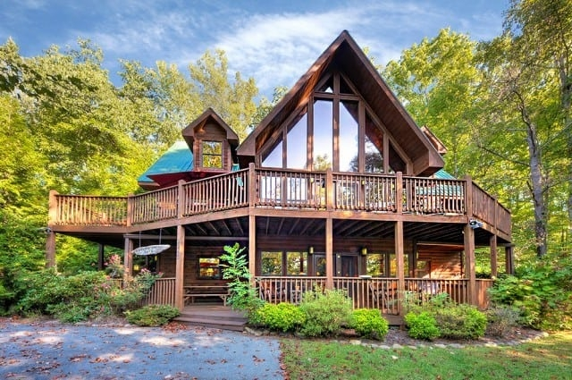top 4 reasons to request a free brochure of our smoky mountain cabin 5 Bedroom Cabins In Gatlinburg Tn