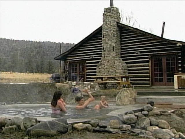 top colorado getaways off the beaten path cbs denver Hot Springs Colorado Cabins