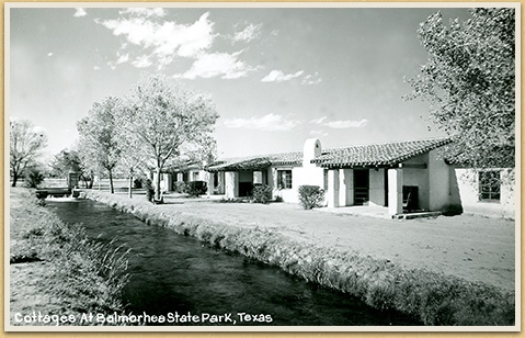 tpwd park balmorhea state park Balmorhea State Park Cabins