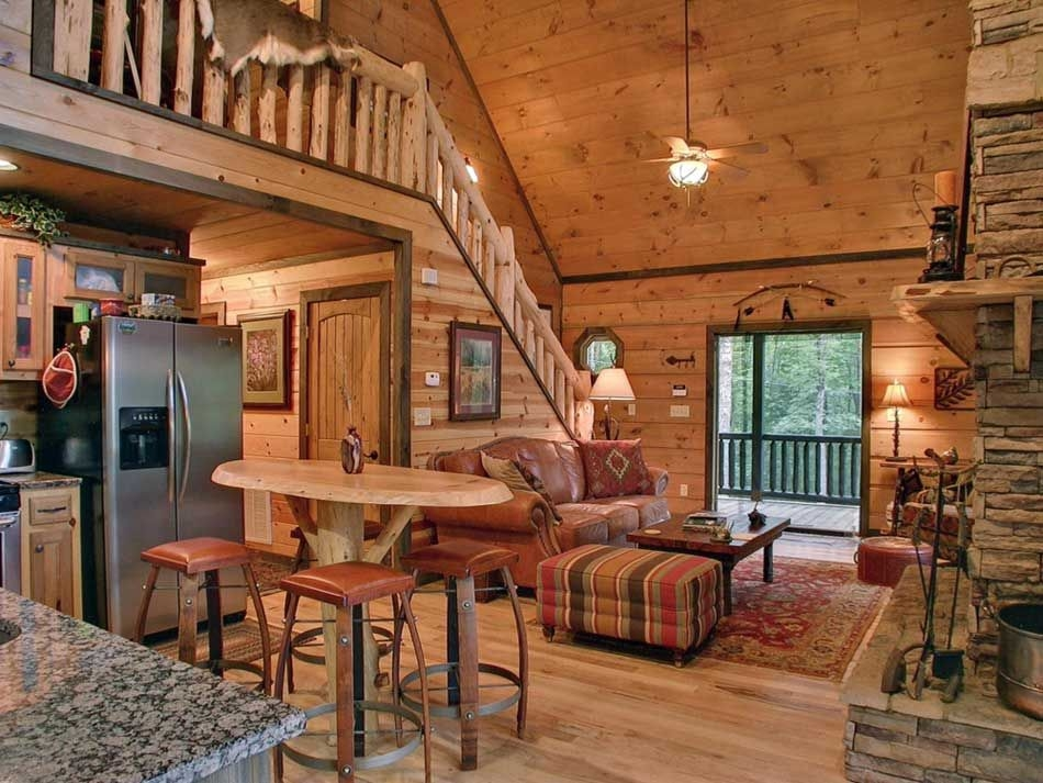 unique cabin interior ideas 3 small log cabin interior design ideas Cabin Interior Design Ideas