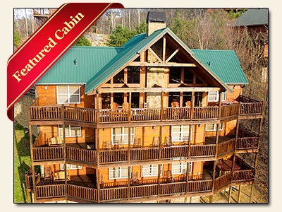 volunteer cabin rentals smoky mountain rental cabins near pigeon Cabins In Tennessee Gatlinburg