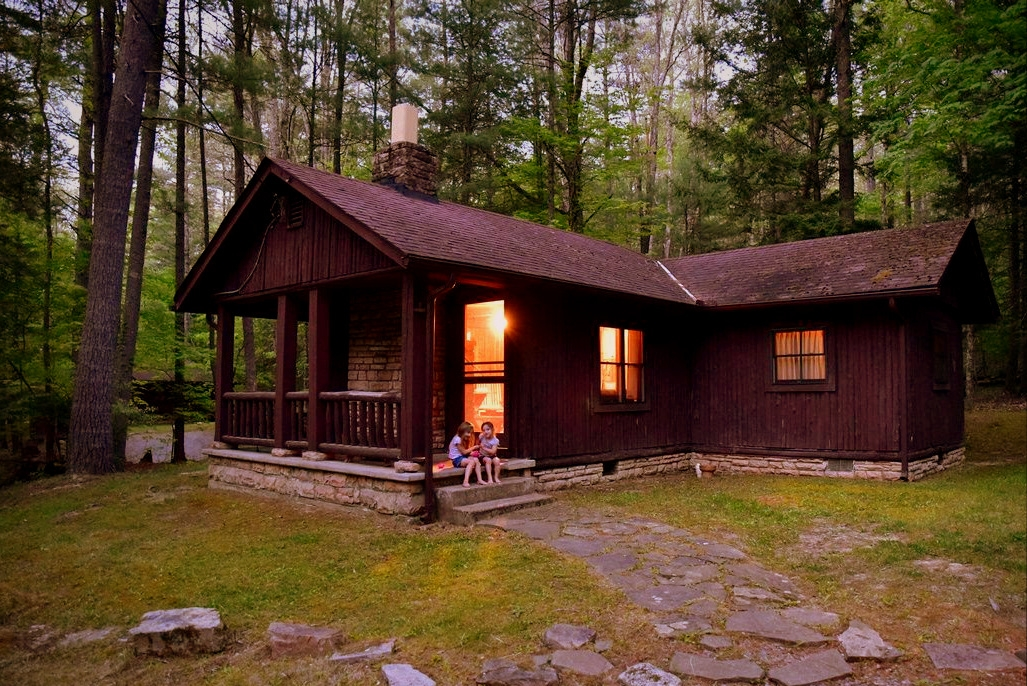 west virginia state parks offer lodging discount june 4 11 west West Virginia State Parks Cabins