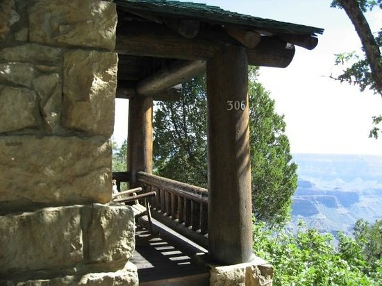 western rim view cabin 306 picture of grand canyon lodge north North Rim Grand Canyon Cabins