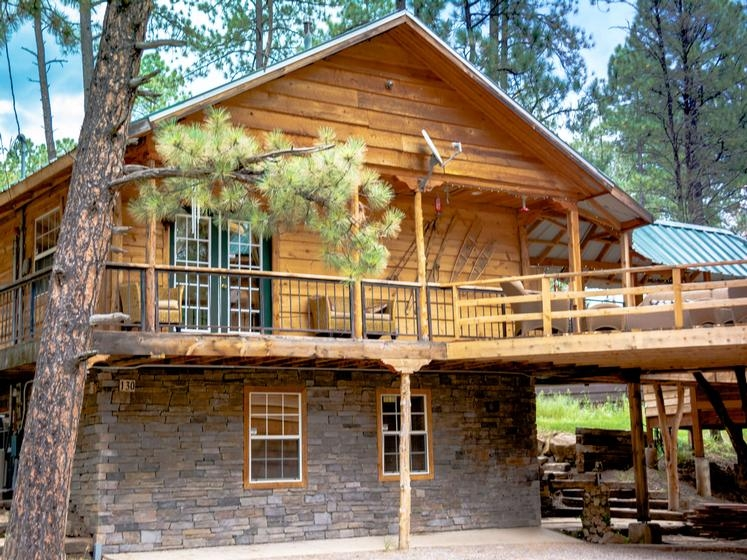 whispering pine cabins Ruidoso Pet Friendly Cabins