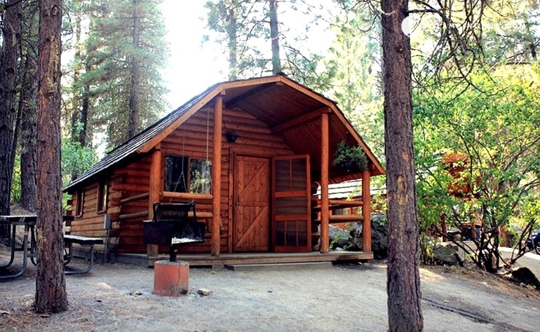 wooden cabin camping near leavenworth washington Cabins Near Leavenworth Wa